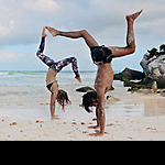 Acro Yoga -  Wear It To Heart